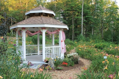 Harmon Hill Farm Gazebo